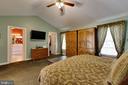 Master Bedroom - 8237 GALLERY CT, MONTGOMERY VILLAGE