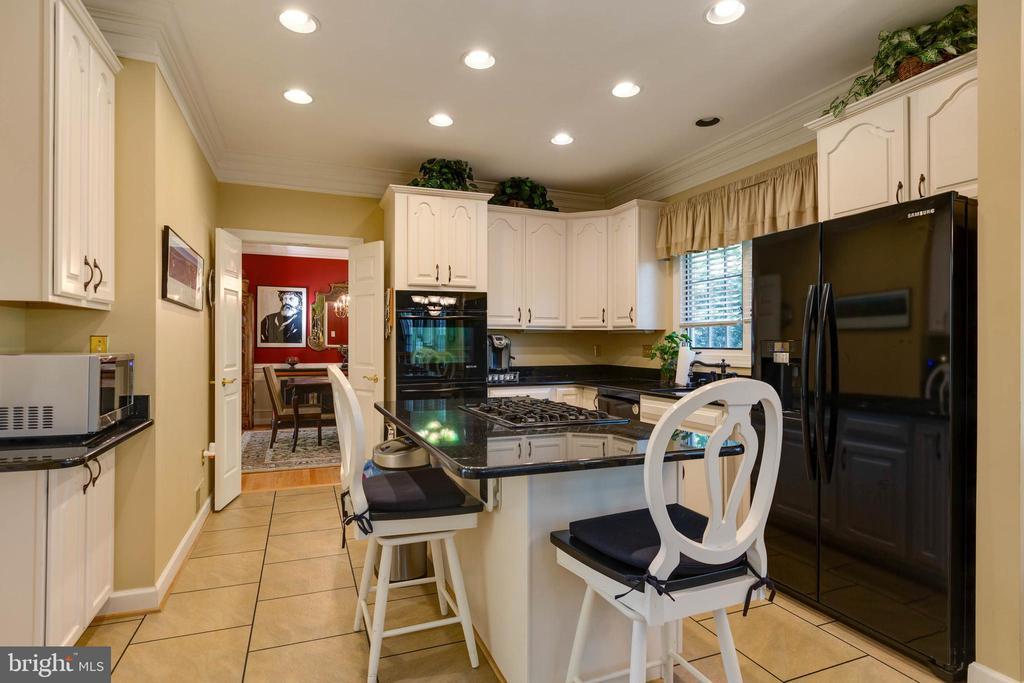 Look at this Kitchen - 8237 GALLERY CT, MONTGOMERY VILLAGE