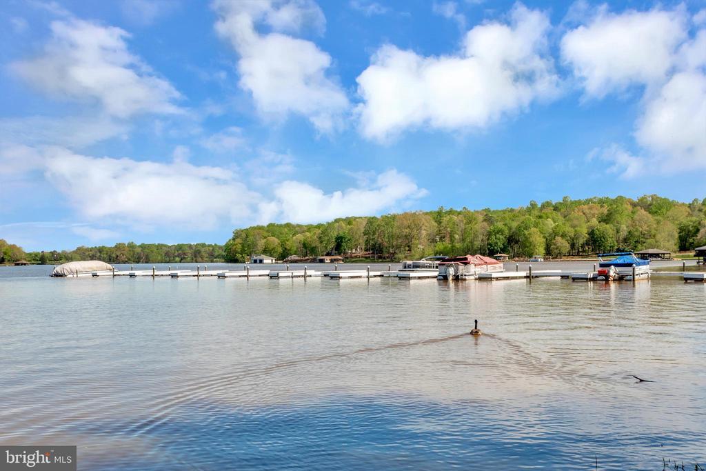 Dock for boats - 26515 PENNFIELDS DR, ORANGE