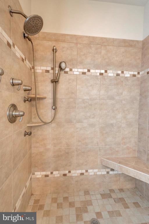 Luxurious shower - 26515 PENNFIELDS DR, ORANGE