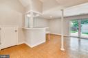 Lower level walk-out - 9130 BOBWHITE CIR, GAITHERSBURG