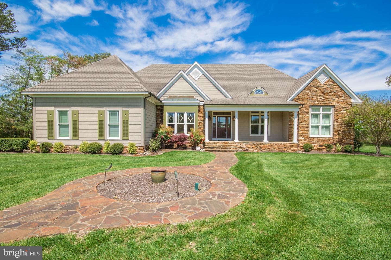 Single Family Homes للـ Sale في Eden, Maryland 21822 United States