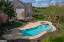 Pool and spa areas are gated - 17160 SPRING CREEK LN, LEESBURG