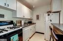Kitchen - 1301 20TH ST NW #201, WASHINGTON
