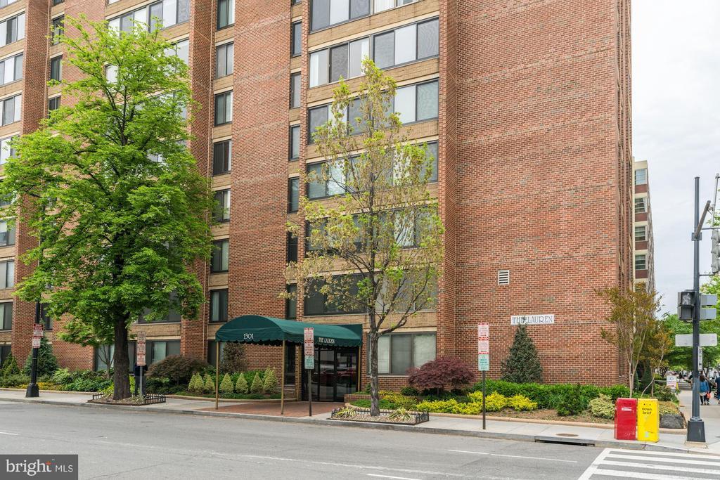 Exterior - prime DuPont location - 1301 20TH ST NW #201, WASHINGTON