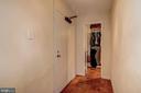 Entryway - 1301 20TH ST NW #201, WASHINGTON