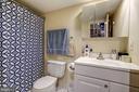 Bathroom - 1301 20TH ST NW #201, WASHINGTON