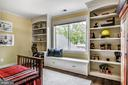 Bedrooms with views, built-ins, en-suite BA - 5029 38TH ST N, ARLINGTON