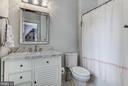 Ensuite bathrooms with marble & ceramic - 5029 38TH ST N, ARLINGTON