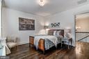 Second floor bedroom - 5029 38TH ST N, ARLINGTON