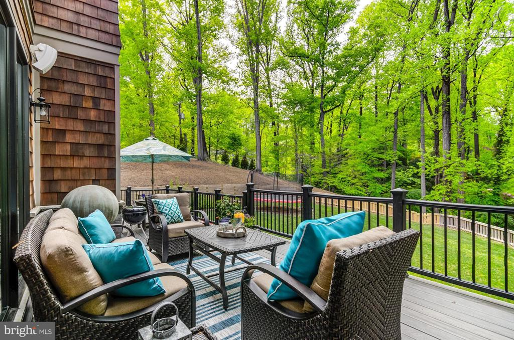 Look out over your acre of landscaped property - 5029 38TH ST N, ARLINGTON