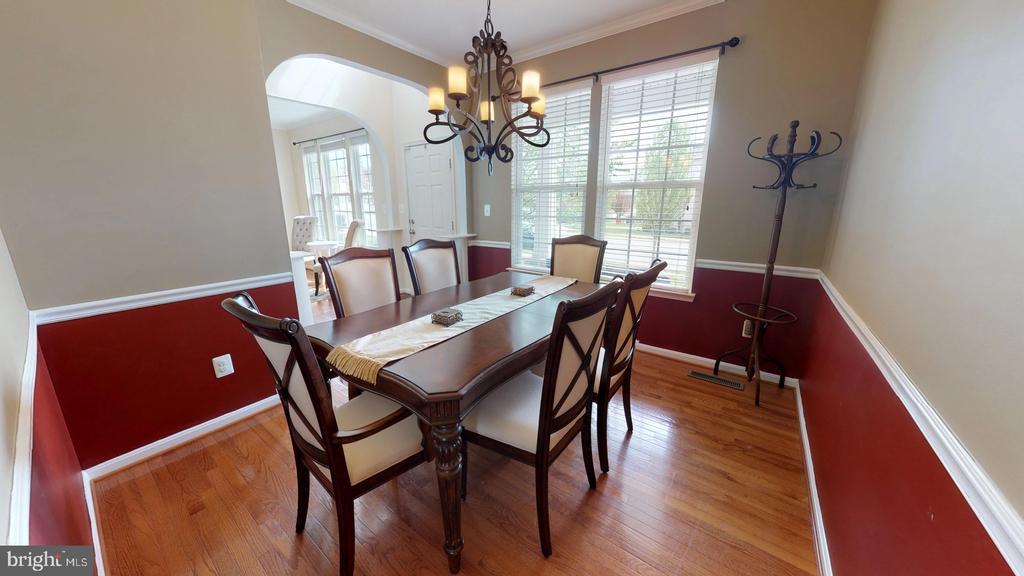 Lovely formal dining room - 31 MINERAL SPRINGS, RANSON