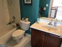 Hall bath - 31 MINERAL SPRINGS, RANSON