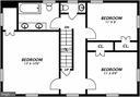 Upstairs - 1503 N EDISON ST, ARLINGTON