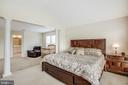Master Bedroom - 5209 LINDEN DR, FREDERICKSBURG