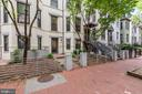 Exterior, 2 level townhouse style condo - 1124 25TH ST NW #T2, WASHINGTON