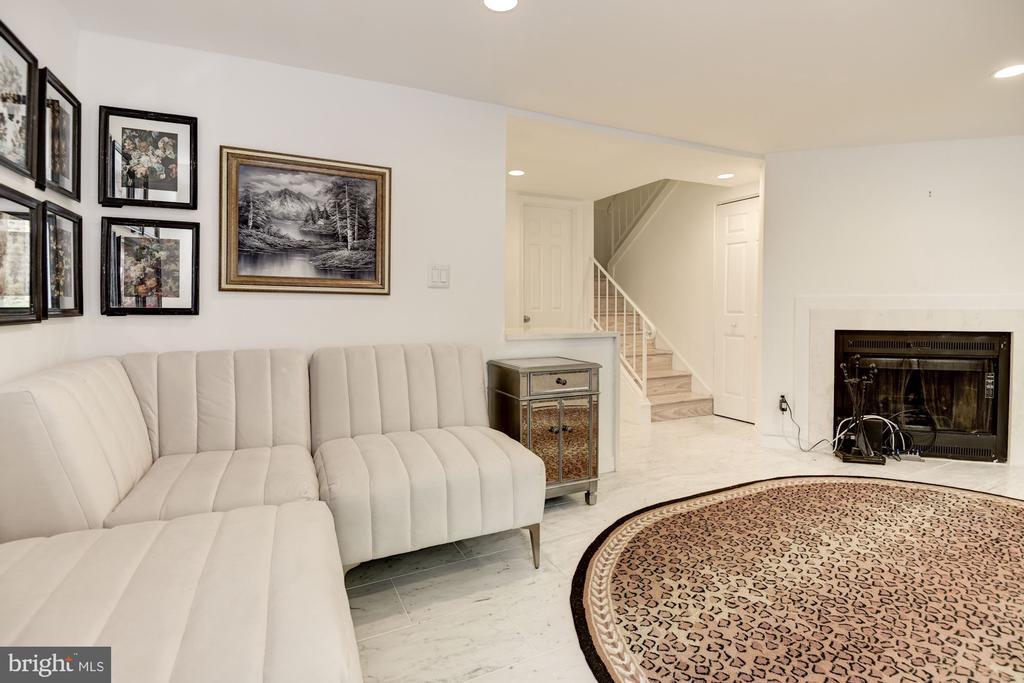 Living Room - 1124 25TH ST NW #T2, WASHINGTON