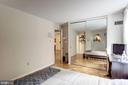 Master Bedroom with En Suite - 1301 20TH ST NW #211, WASHINGTON