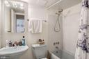 Hall Bath - 1301 20TH ST NW #211, WASHINGTON