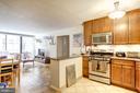 Sunlit Open Floor Plan - 1301 20TH ST NW #211, WASHINGTON