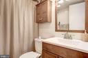 Master Bath - 1301 20TH ST NW #211, WASHINGTON