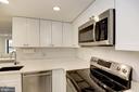 Kitchen - 1124 25TH ST NW #T2, WASHINGTON