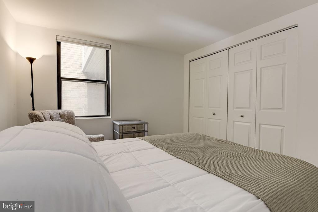 2nd bedroom - 1124 25TH ST NW #T2, WASHINGTON