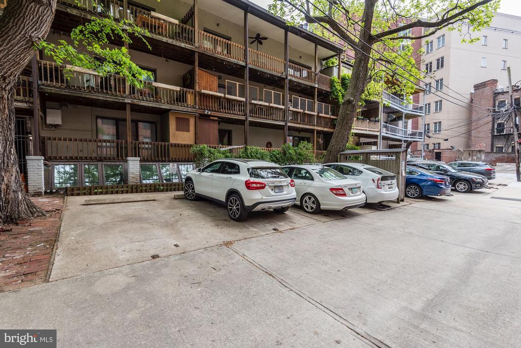 Parking space conveys - 1124 25TH ST NW #T2, WASHINGTON