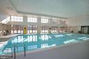Indoor Guarded Pool - 5809 NICHOLSON LN #201, NORTH BETHESDA