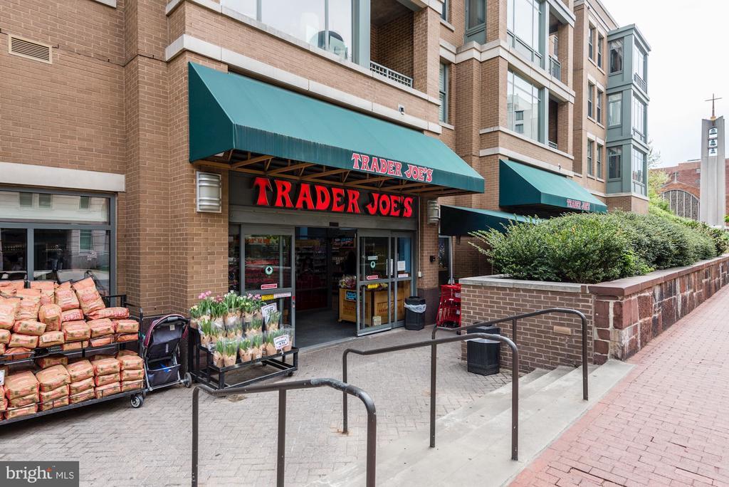 Trader Joe's across the street - 1124 25TH ST NW #T2, WASHINGTON