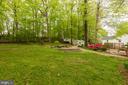 Back yard - 9327 TOVITO DR, FAIRFAX