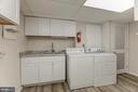 Laundry Room - 9327 TOVITO DR, FAIRFAX