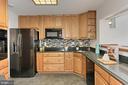 Gorgeous kitchen - 4502 MULLEN LN, ANNANDALE