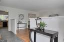 Tiled foyer for easy care - 4502 MULLEN LN, ANNANDALE