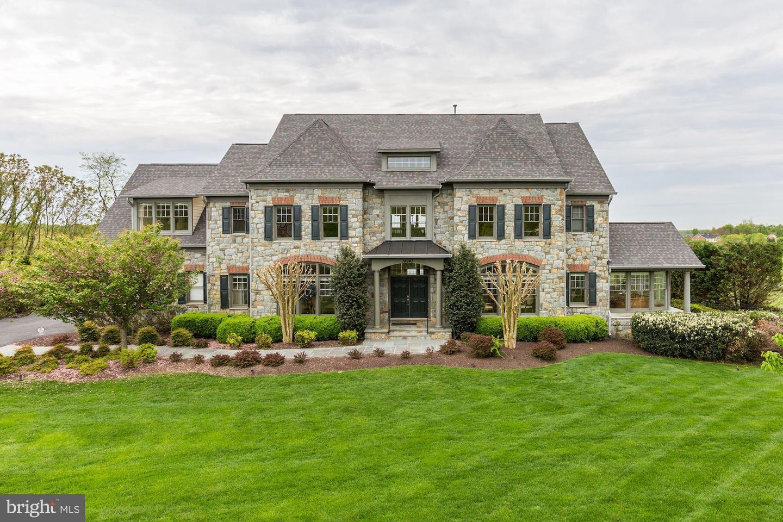Single Family Homes för Försäljning vid Darnestown, Maryland 20874 Förenta staterna
