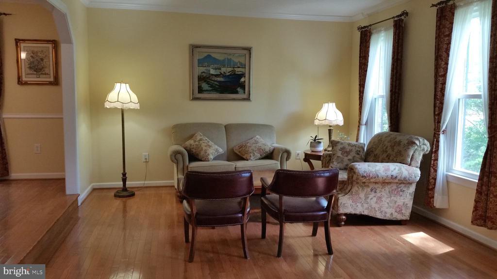 Living Room - 1406 WASHINGTON DR, STAFFORD
