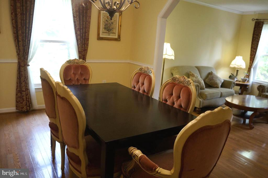 Dining Room - 1406 WASHINGTON DR, STAFFORD