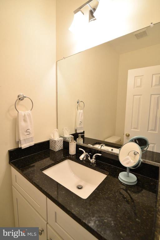 Master Bathroom 2nd Vanity - 6515 MILLER DR, ALEXANDRIA