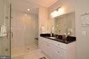 Master Bathroom - 6515 MILLER DR, ALEXANDRIA
