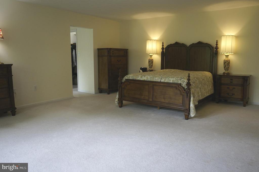 Master  Bedroom - 1406 WASHINGTON DR, STAFFORD