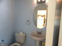 Half Bath Main Floor - 4223 SONIA CT, ALEXANDRIA