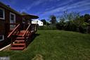 Rear Yard 1 - 6011 GRAYSON ST, SPRINGFIELD
