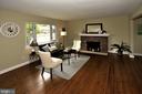 Living Room - 6011 GRAYSON ST, SPRINGFIELD