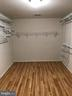 Now THIS is a walk-in closet! - 6 GRANITE CT, FREDERICKSBURG