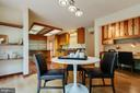 Natural light compliments the home throughout - 11220 HANDLEBAR RD, RESTON