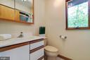 Second sink, toilet and shower are private - 11220 HANDLEBAR RD, RESTON
