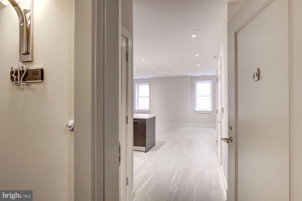 Welcome Home! - 1745 N ST NW #312, WASHINGTON