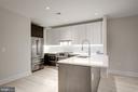 Gourmet kitchen - 1745 N ST NW #312, WASHINGTON