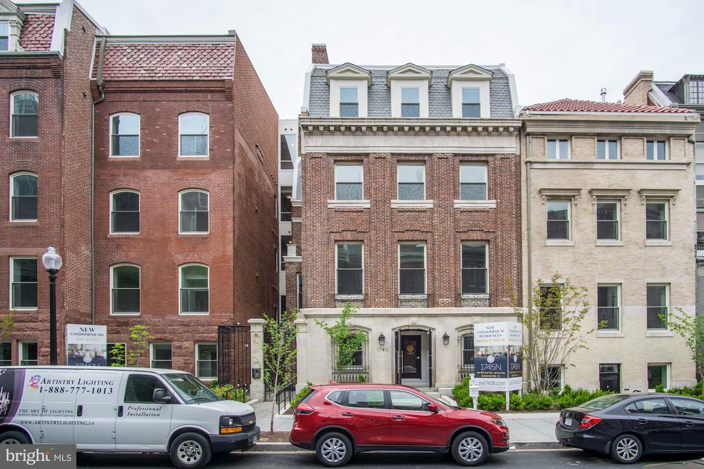 Welcome home to The Historic Row at 1745N - 1745 N ST NW #312, WASHINGTON