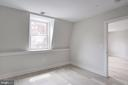 Master Bedroom w/views of St. Matthew/'s! - 1745 N ST NW #414, WASHINGTON
